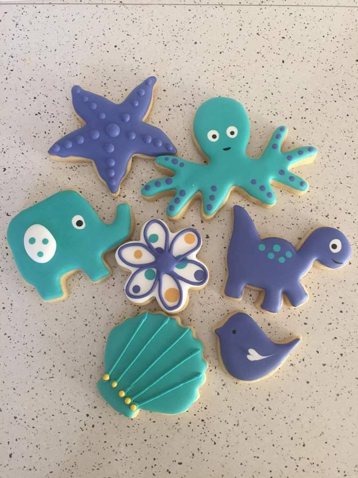 COOKIE CREATURES WORKSHOP Sunday 20th August 11.00 - 2.30pm